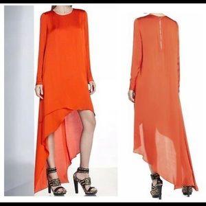 NWT BCBG Max Azria Runway Destry Dress Sz xxs